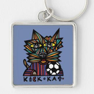"""""""Kick Kat"""" Premium Keychain"""