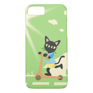 Kick scooter iPhone 7 case