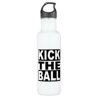 Kick the Ball 710 Ml Water Bottle