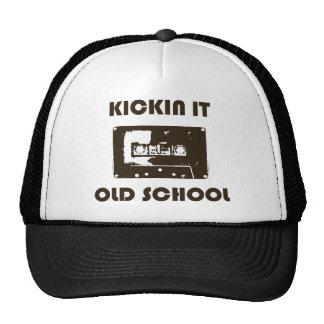 Kickin It Old School Cap