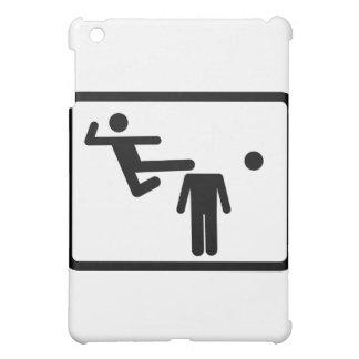 Kicking The Head Off The Neck iPad Mini Covers