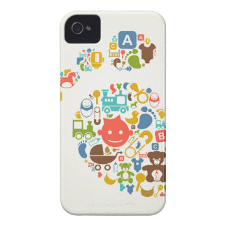 Kid a trace iPhone 4 Case-Mate cases