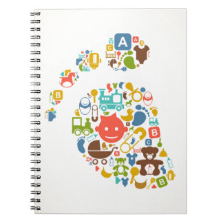 Kid a trace notebook