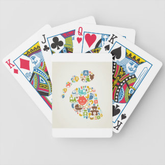 Kid a trace poker deck