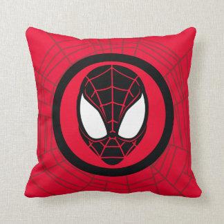 Kid Arachnid Icon Cushion