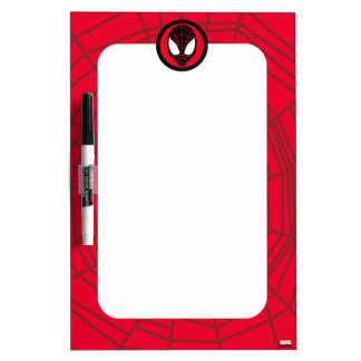 Kid Arachnid Icon Dry Erase Board