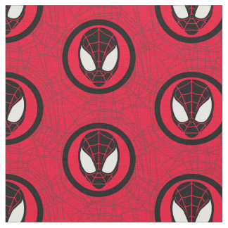 Kid Arachnid Icon Fabric