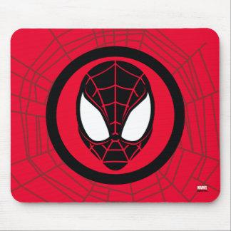 Kid Arachnid Icon Mouse Pad