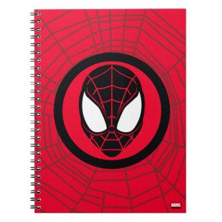 Kid Arachnid Icon Notebook