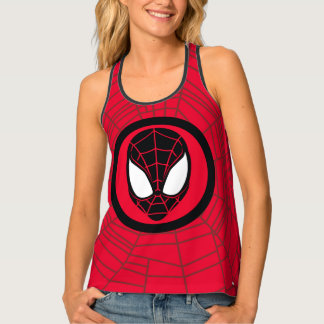 Kid Arachnid Icon Singlet