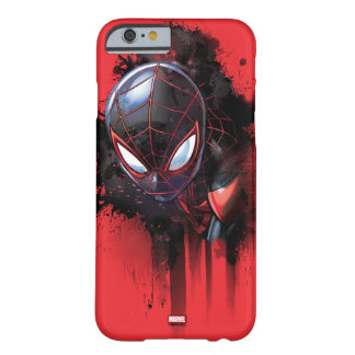 Kid Arachnid Ink Splatter Barely There iPhone 6 Case