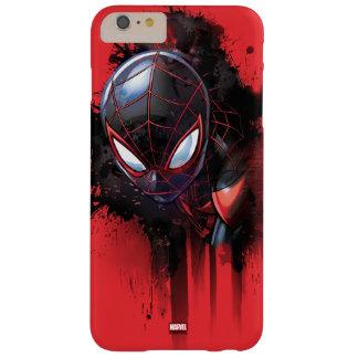 Kid Arachnid Ink Splatter Barely There iPhone 6 Plus Case