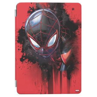 Kid Arachnid Ink Splatter iPad Air Cover