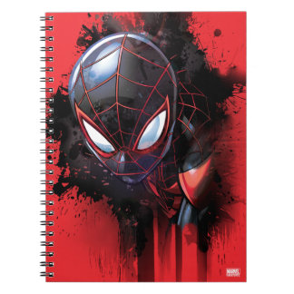 Kid Arachnid Ink Splatter Notebooks