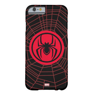Kid Arachnid Logo Barely There iPhone 6 Case