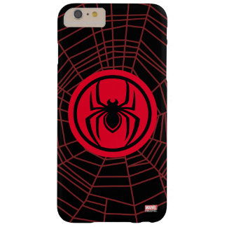 Kid Arachnid Logo Barely There iPhone 6 Plus Case