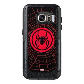 Kid Arachnid Logo OtterBox Samsung Galaxy S7 Case