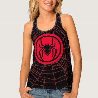 Kid Arachnid Logo Singlet