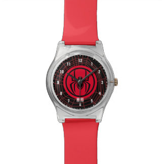 Kid Arachnid Logo Watch