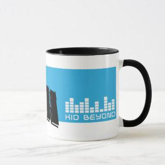 kid beyond mug