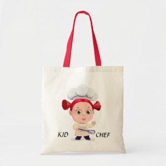 Kid Chef Tote Bag