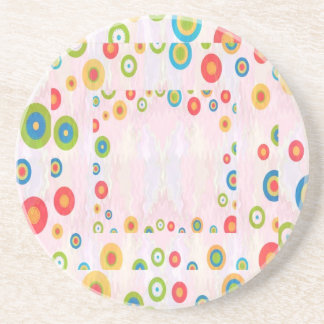 KID Collection - Trees, Flowers, Stars, Shapes Coasters
