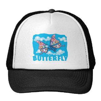 Kid Friendly Butterfly Hat