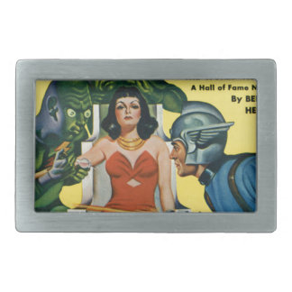 Kid from Mars Belt Buckles