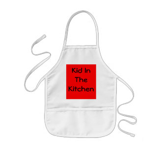 Kid In The Kitchen Kids Apron