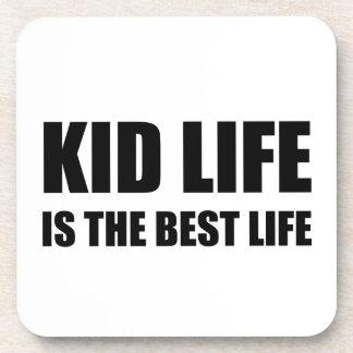 Kid Life Best Life Coaster