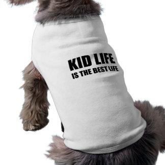 Kid Life Best Life Shirt