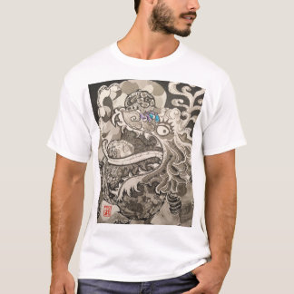Kid of Dragon T Shirt