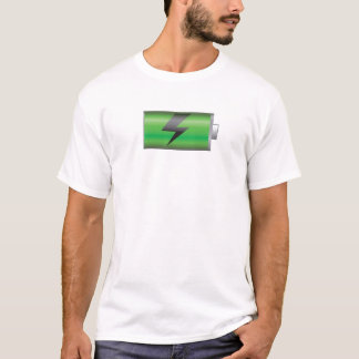 Kid recharging T-Shirt
