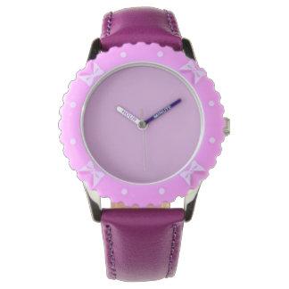 Kid's Personalized Bezel Stainless Steel Watch