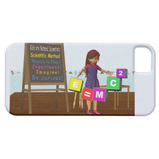 Kid Scientist Case For The iPhone 5