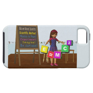 Kid Scientist iPhone 5 Cover