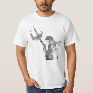 Kid with the Sword T-Shirt