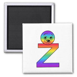 Kidbet Letter Z Refrigerator Magnet