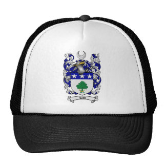 KIDD FAMILY CREST -  KIDD COAT OF ARMS HATS