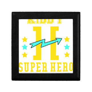 Kidd super hero workout training gift box