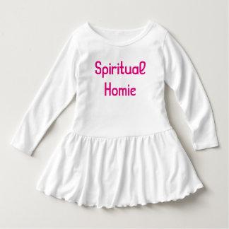 """Kiddie """"Spiritual Homie"""" Dress"""