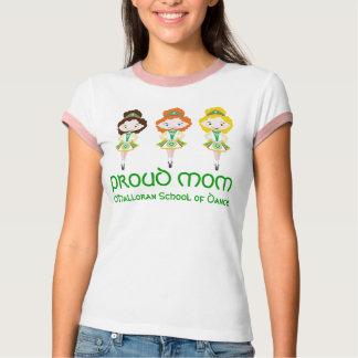 KIDLETS irish dancer dancing school proud mom Tee Shirt