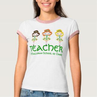 KIDLETS irish dancer dancing school teacher T Shirts