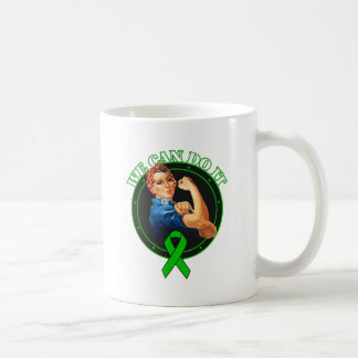 Kidney Cancer - Rosie The Riveter - We Can Do It Coffee Mug