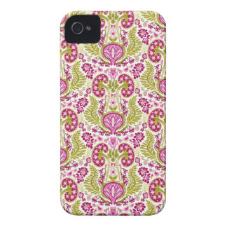 Kidney Damask iPhone 4 Cover