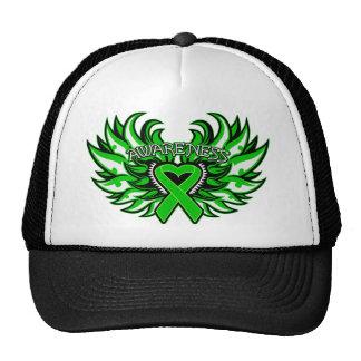 Kidney Disease Awareness Heart Wings.png Cap