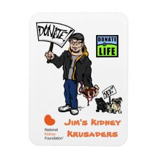 Kidney Krusaders Magnet