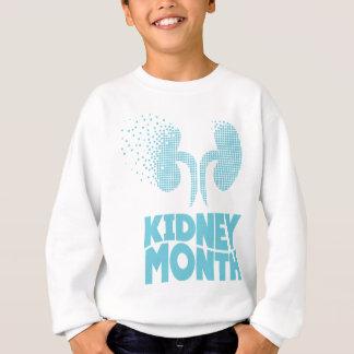 Kidney Month - Appreciation Day Sweatshirt