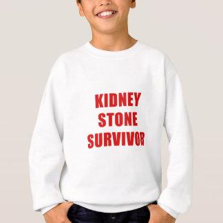 Kidney Stone Survivor Sweatshirt
