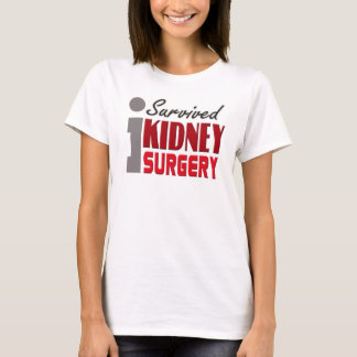 Kidney Surgery Survivor Shirt